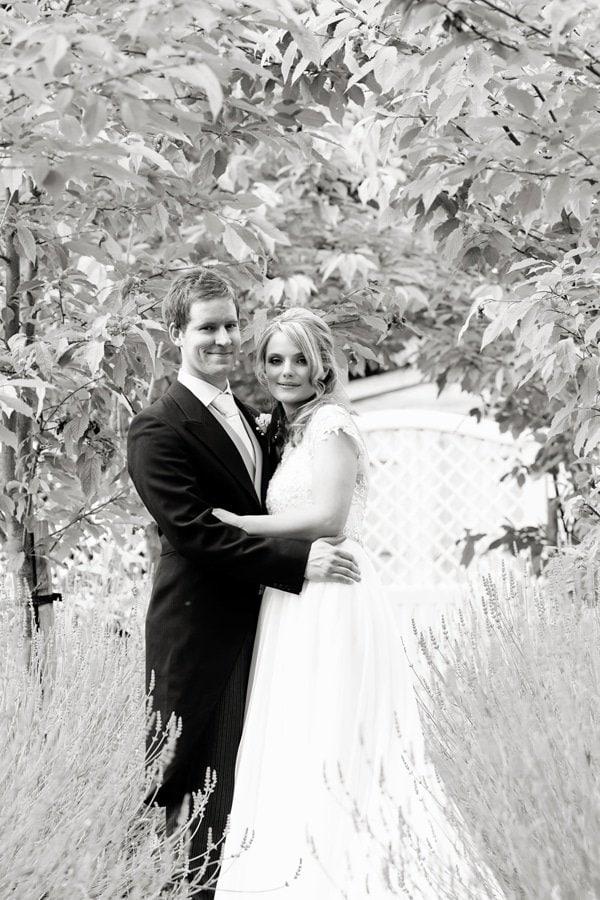 wedding photos at old vicarage boutique hotel bride and groom