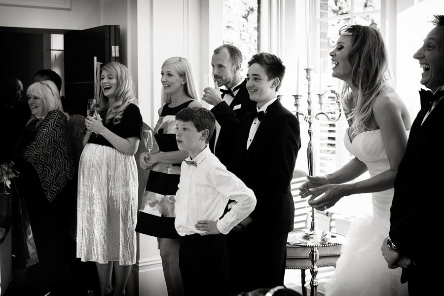 wedding guest speeches at old vicarage