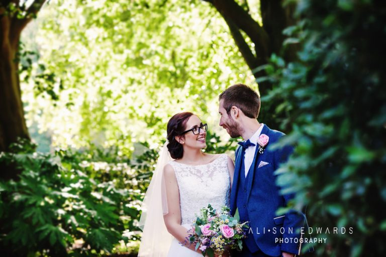 Cockcliffe Country House Wedding Photography – Leigh and Tom