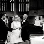 """Father giving away the bride – """"Hey, remember this?"""""""