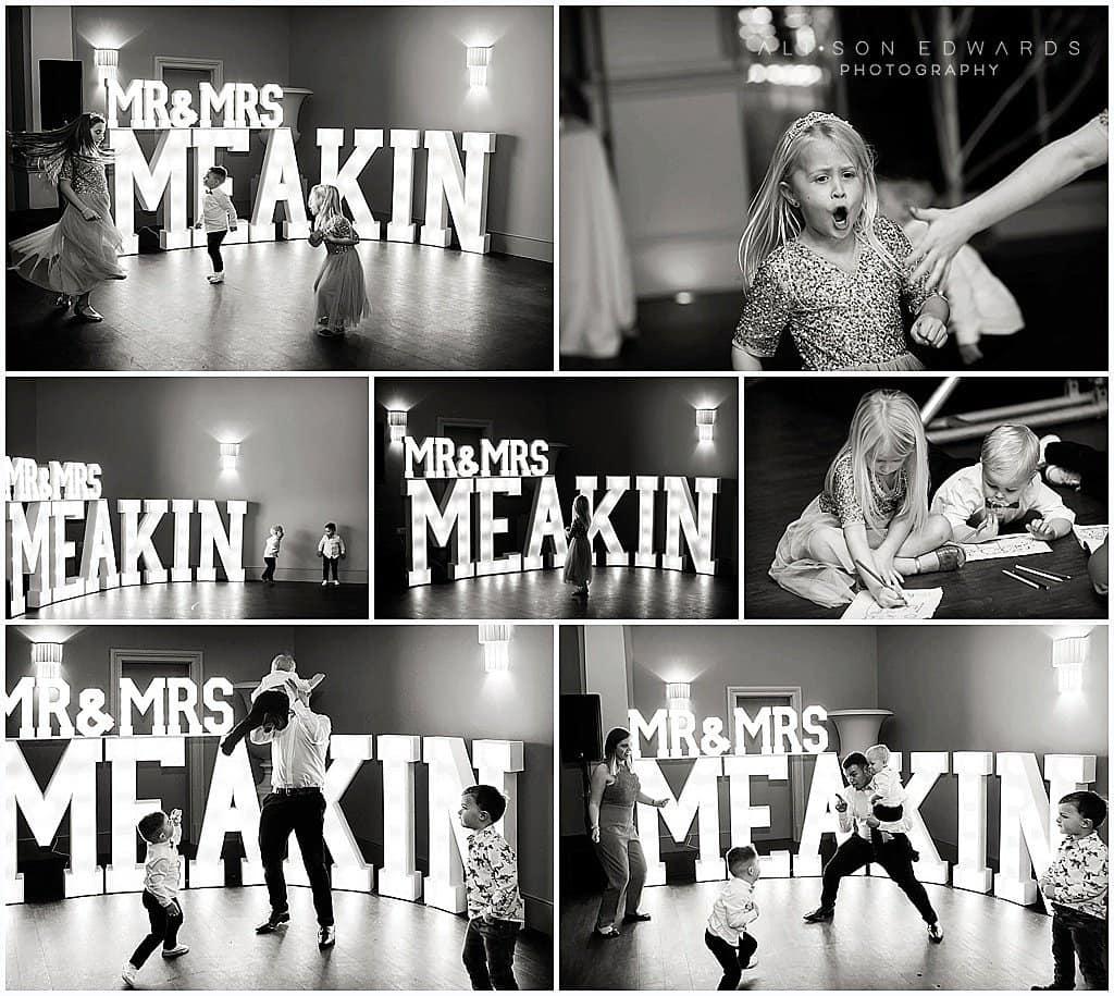 dancing photos at stubton hall