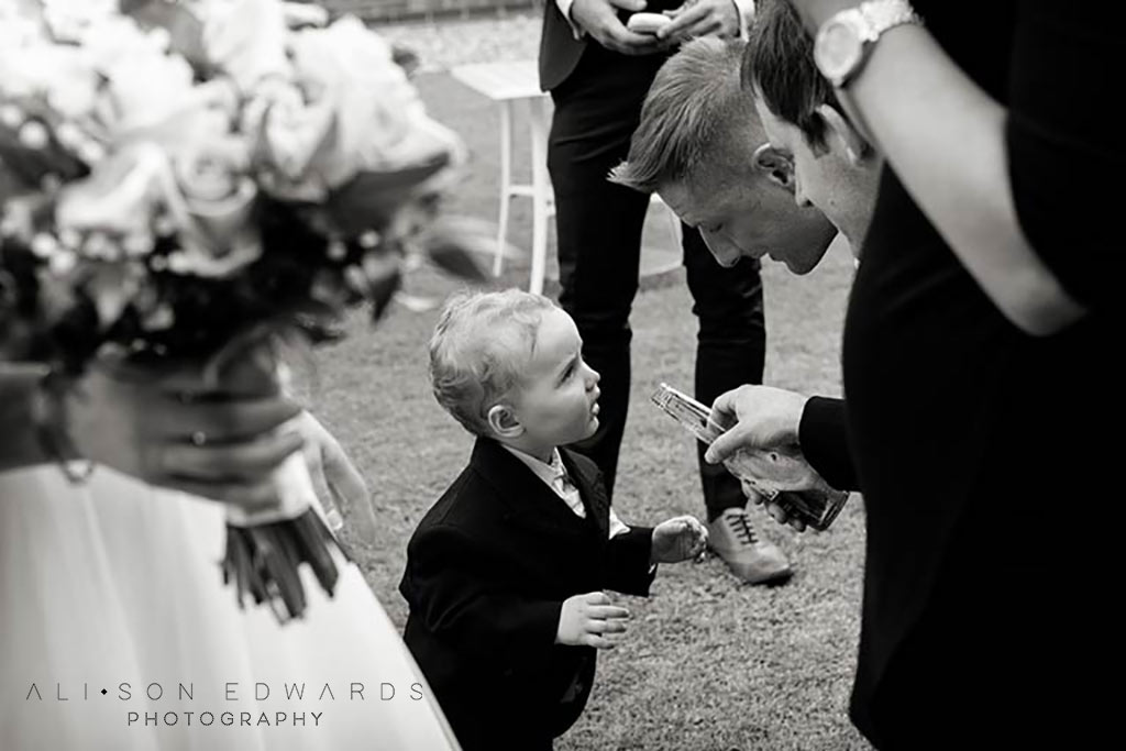 Children at weddings | Nottinghamshire photographer