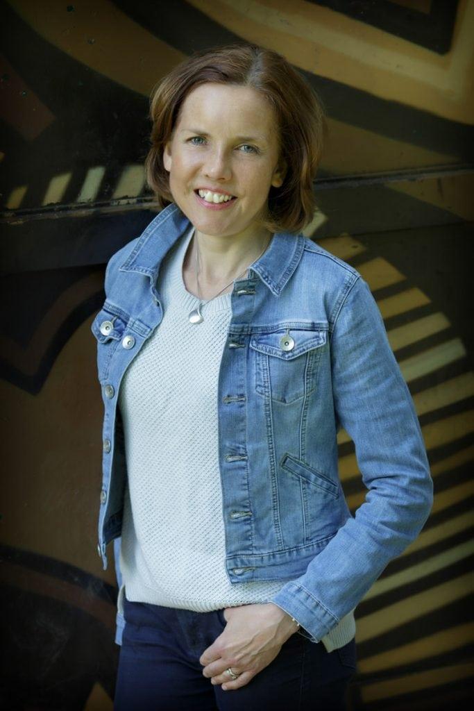 headshot photography of author in Nottingham