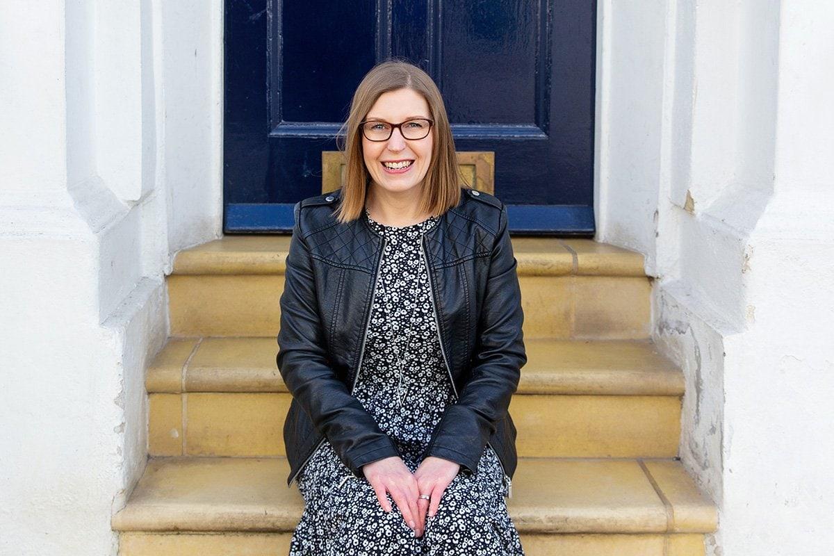 branding photography for creative female nottingham